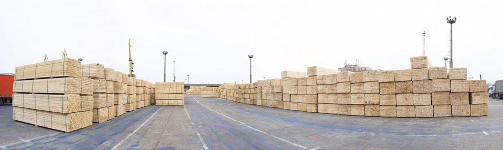Wycena produktów oferowanych przez tartak w województwie podlaskim