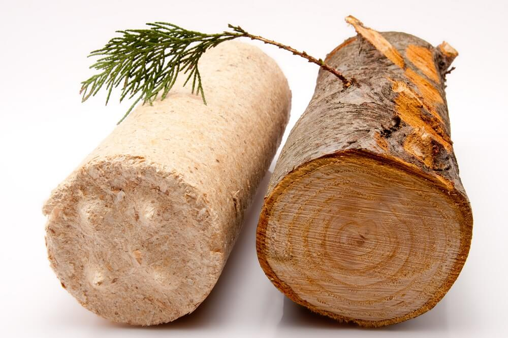 kawalek drewna i zrzyny tartaczne